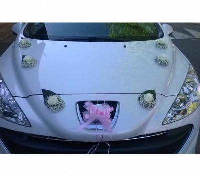 Organisez la décoration florale de votre mariage.
