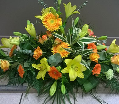 Faites livrer des fleurs à vos proches.
