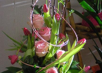Belle composition florale