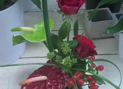 Offrez des fleurs pour la Saint Valentin