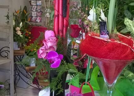 Offrez des fleurs pour la saint-Valentin