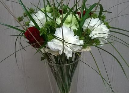 Bouquet de fleurs pour décoration