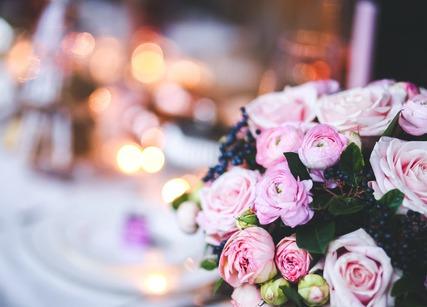 Composition florale decoration