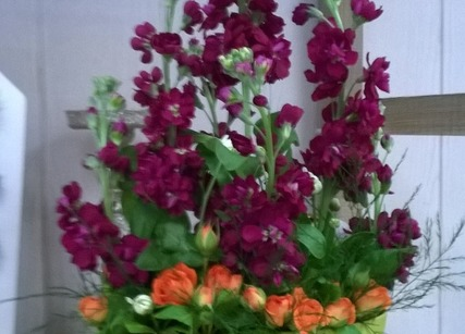 Un bouquet de fleurs colorées à offrir à la Fête des Mères