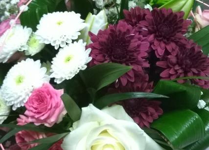 Composition fleurs fête des mères